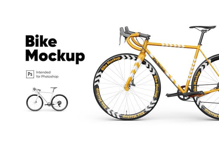 Thumbnail for Bike Mockup
