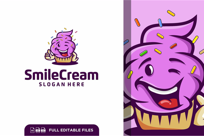 Thumbnail for Widtemp - Ice Cream Template