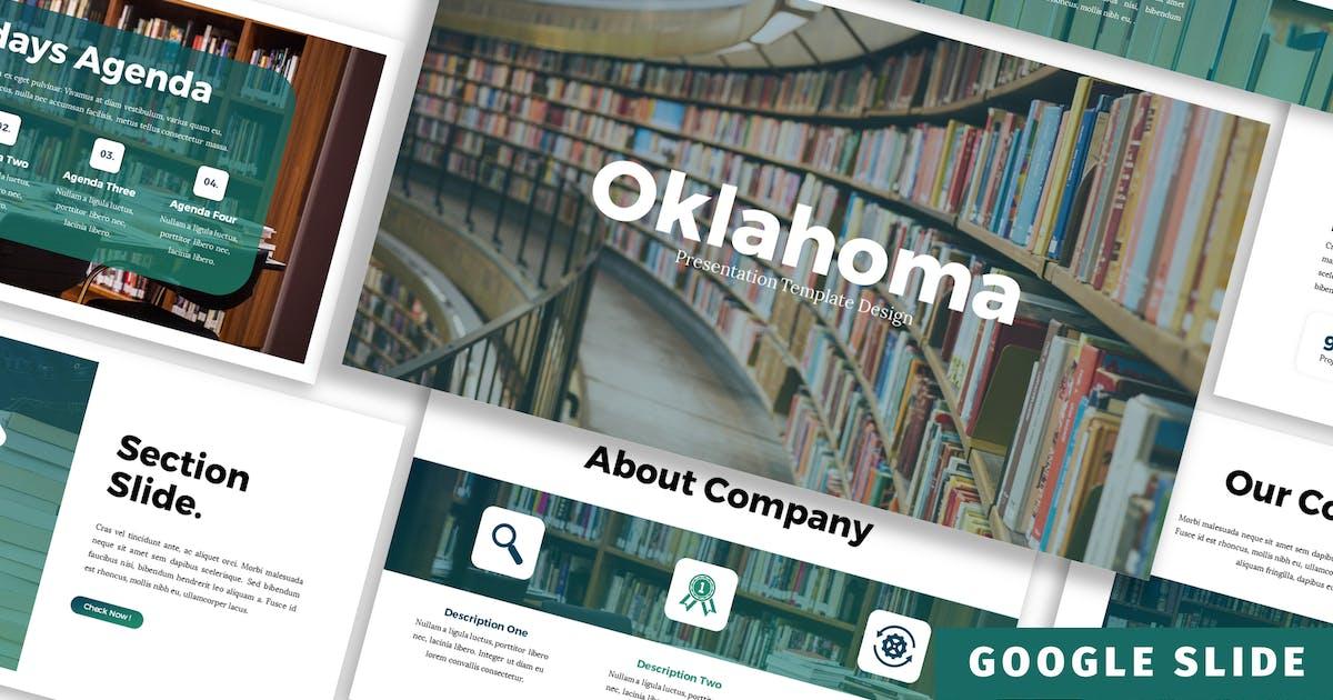 Download Oklahoma - Business Google Slide Template by Blesstudio
