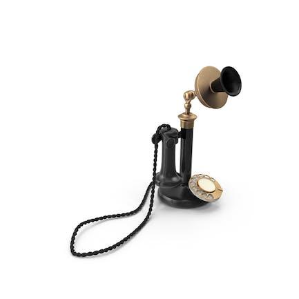 Teléfono Candelabro