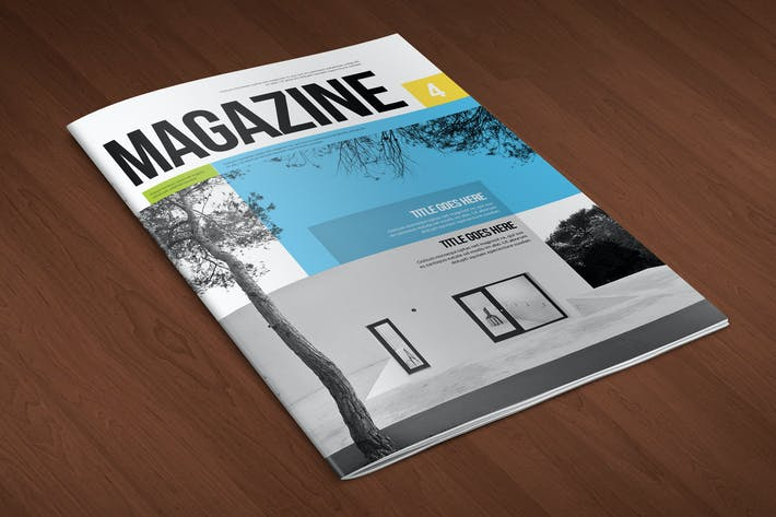 Thumbnail for Modern Architecture Magazine