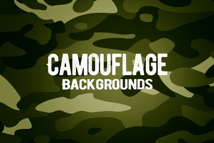 Thumbnail for Camouflage Backgrounds