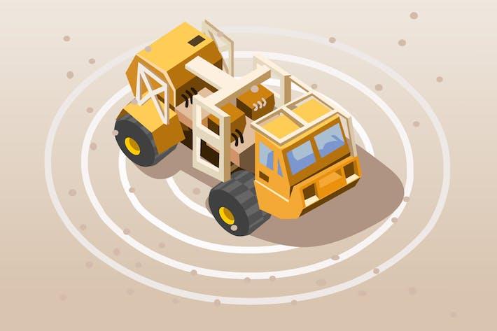 Thumbnail for seismisches Auto