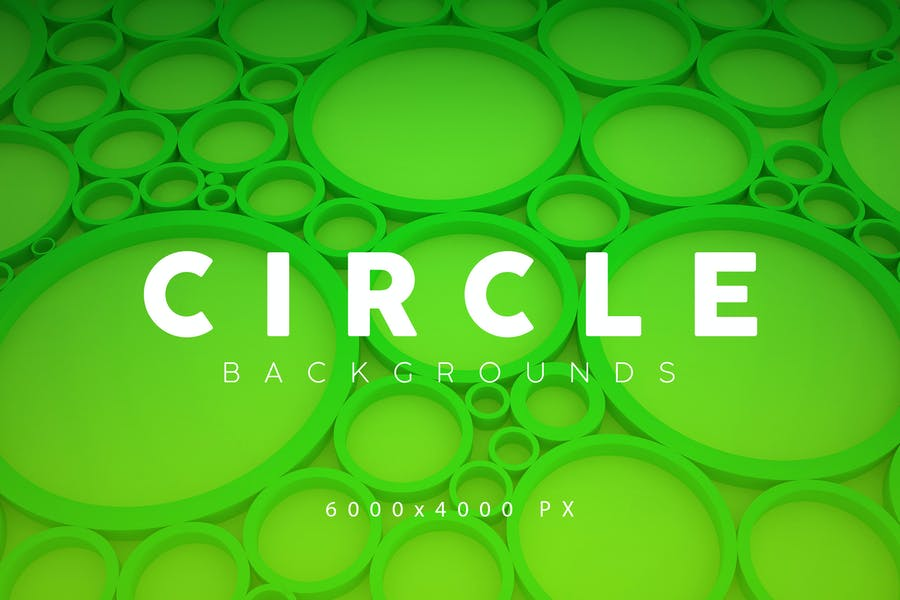 Circle Abstract Backgrounds