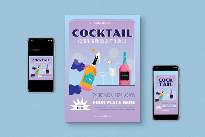 Thumbnail for Cocktail-Feier