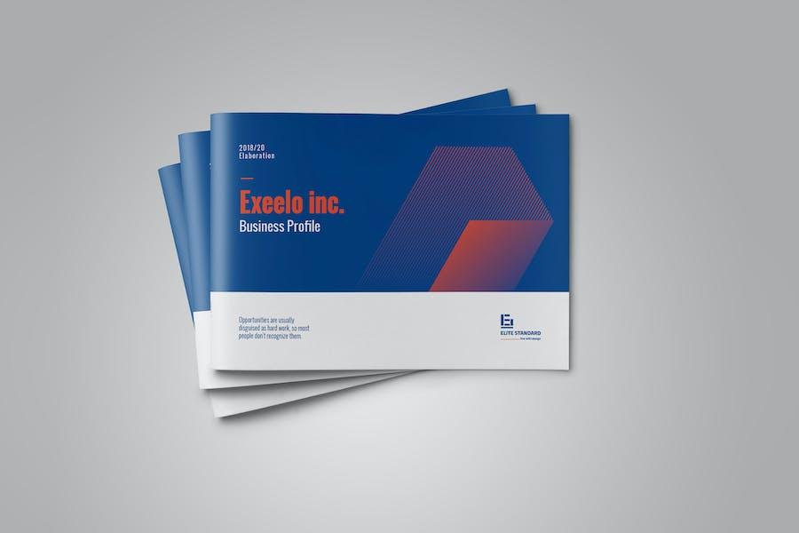 Landscape Profile Brochure