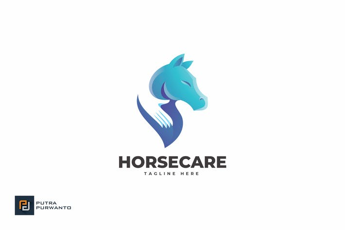 Thumbnail for Horse Care - Logo Template