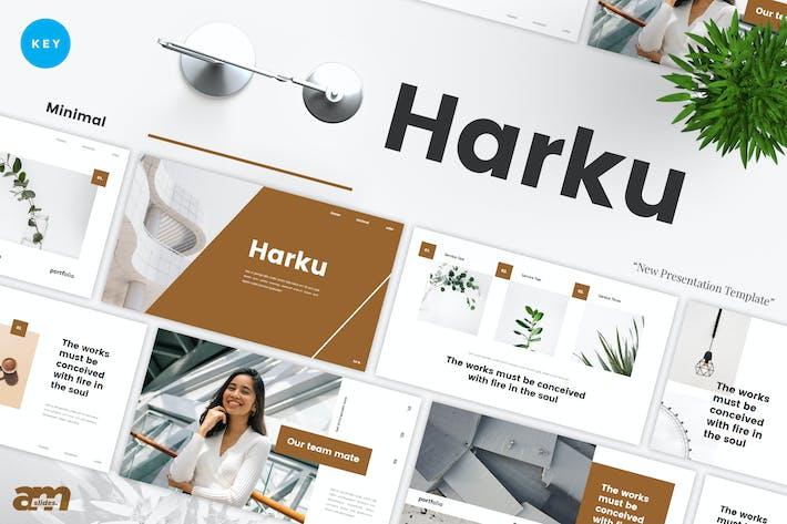 Thumbnail for Harku Minimal Keynote