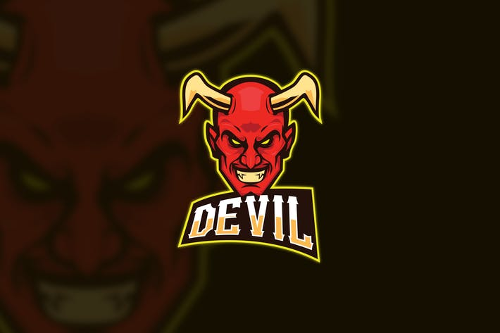 Thumbnail for Devil Esports Logo
