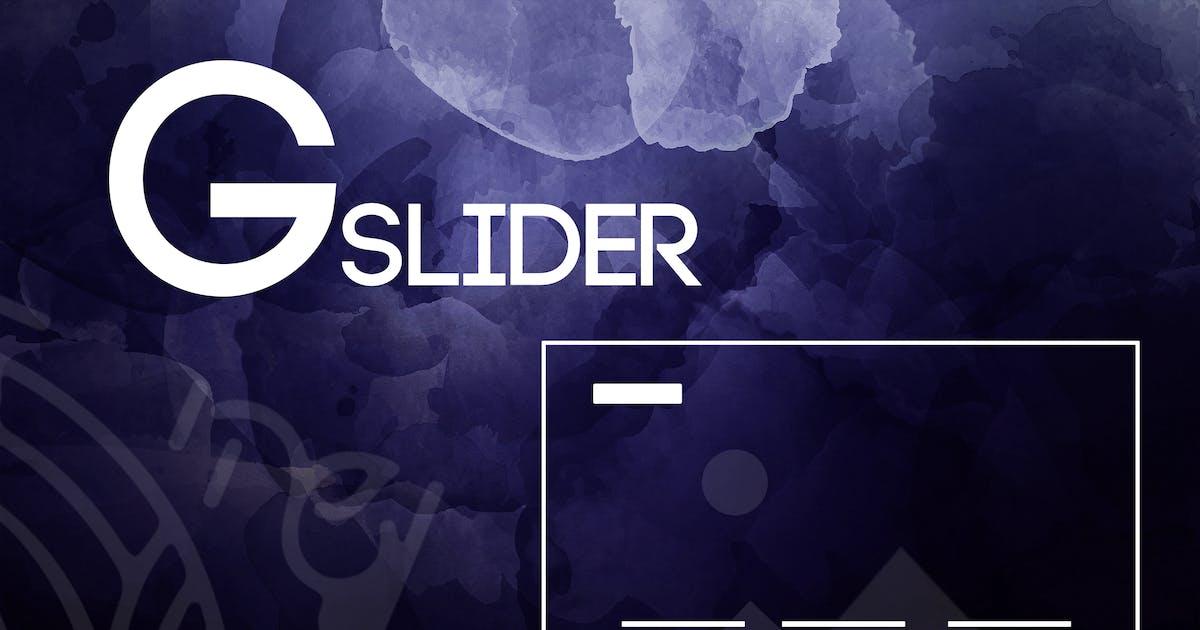 Download GSlider - Gutenberg Slider Block For WordPress by AA-Team