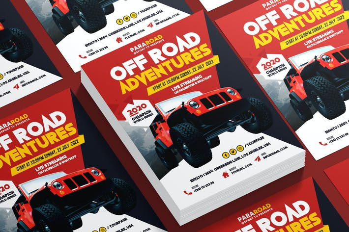 Thumbnail for Off Road Flyer