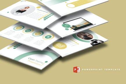 2019 Dotties  - Powerpoint Template