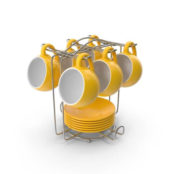 Cup Rack