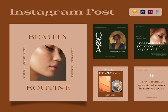 Thumbnail for Instagram Beauty