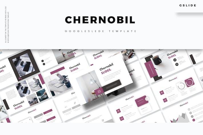 Thumbnail for Chernobil - Google Slides Template