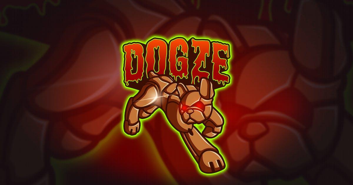 Download Dog - Mascot & Esport Logo by aqrstudio