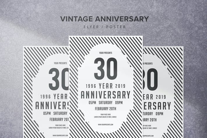 Thumbnail for Vintage Anniversary