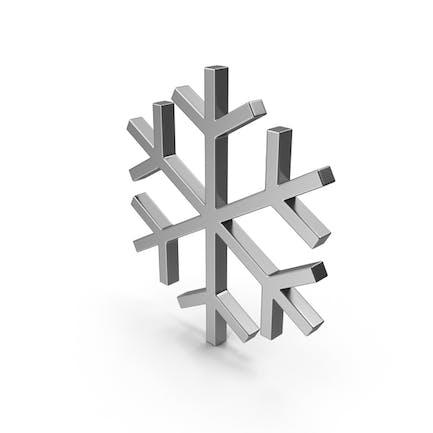 Символ снежинки