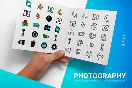 Photography - Icons