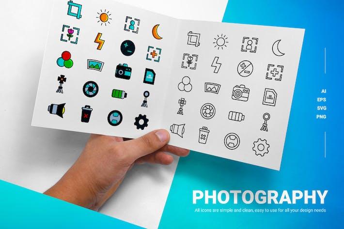 Fotografie - Icons