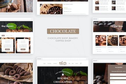 Chocolate Shop