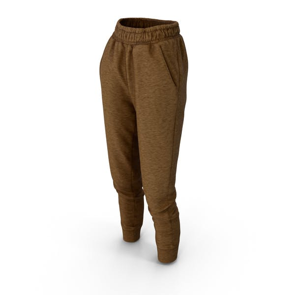 Женские брюки Коричневый
