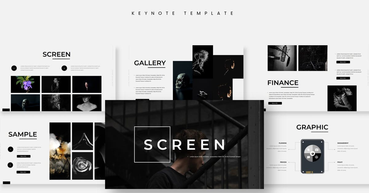 Download Screen - Keynote Template by aqrstudio