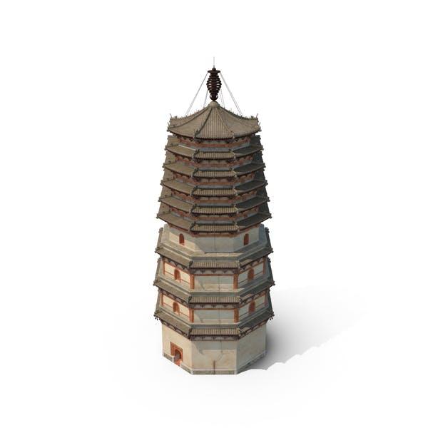 Thumbnail for Chinese Pagoda