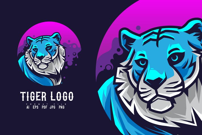 Thumbnail for Tiger Logo