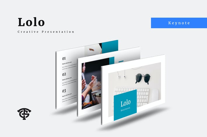 Thumbnail for Lolo Creative - Keynote