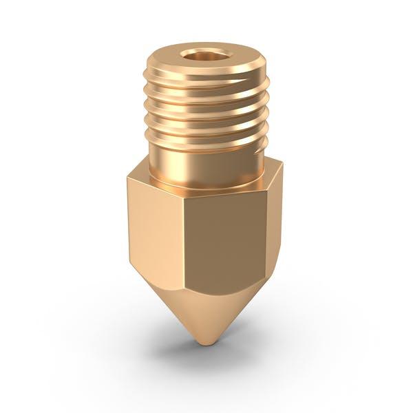 Thumbnail for Boquilla de impresora 3D