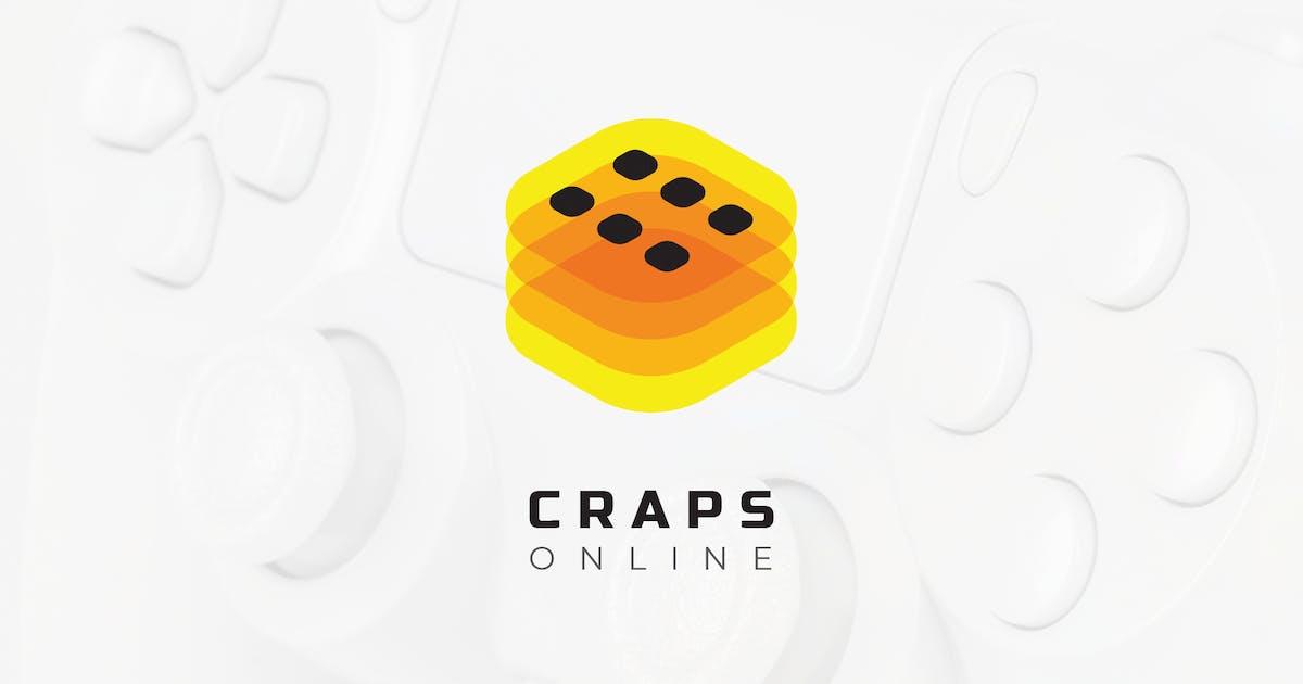 Download Craps Online Mobile Game – eSport Logo Template by merkulove