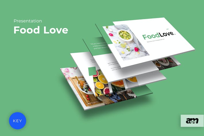 Food Love  Keynote