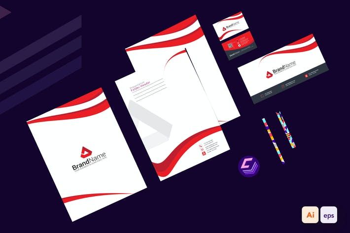 Thumbnail for Business Stationery