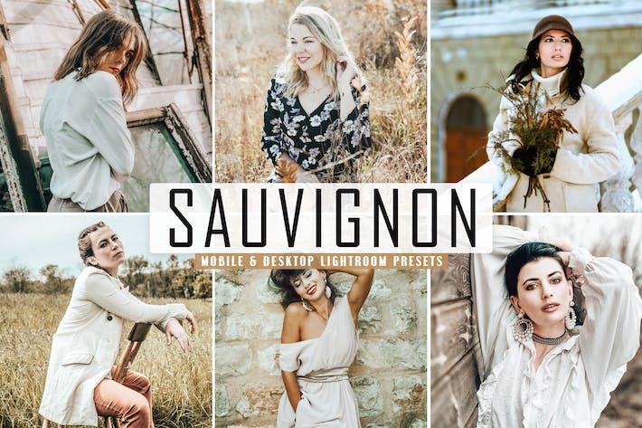 Thumbnail for Sauvignon Mobile & Desktop Lightroom Presets