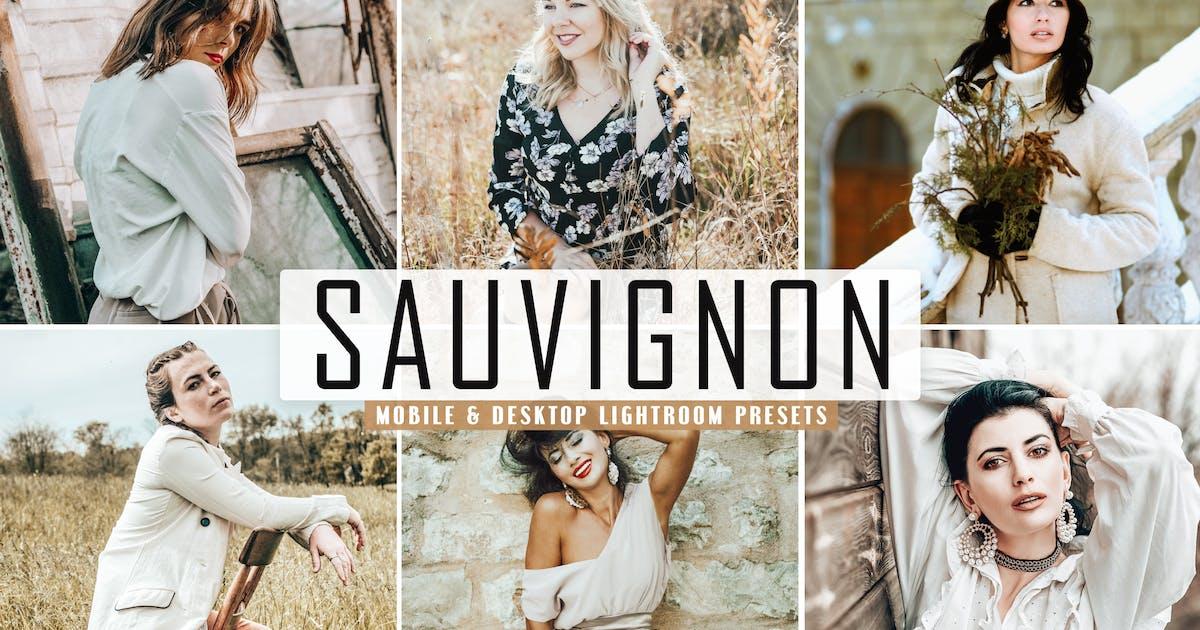 Download Sauvignon Mobile & Desktop Lightroom Presets by creativetacos