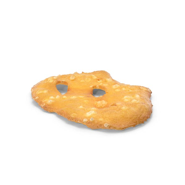Sea Salt Pretzel Thin Cracker