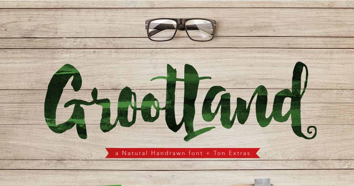 Download Grootland Font by broluthfi