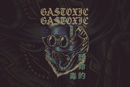 Gas Toxic