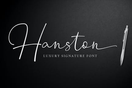 Hanston | Police Signature de luxe