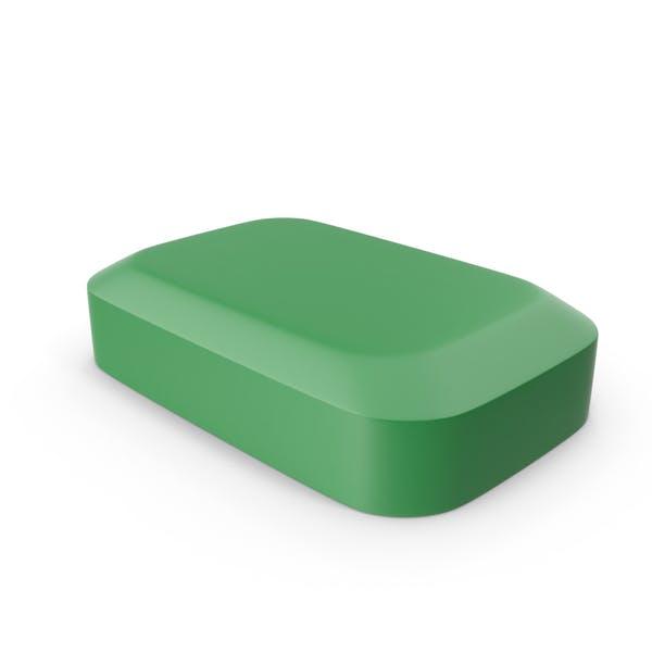 Long Tablet Green