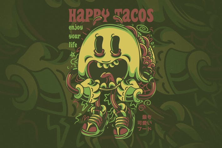 Thumbnail for Happy Tacos