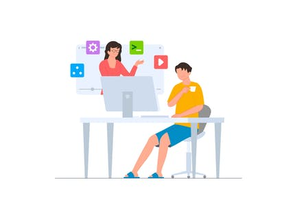 Programmers Online Course