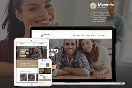 MoveMe | Moving & Storage Relocation Company WP