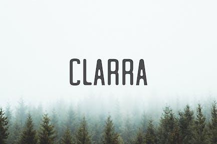 Clarra Sans Serif Font Family