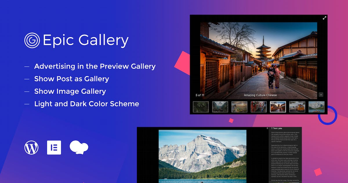 Download Epic Zoom Gallery Addons for Elementor & WPBakery by jegtheme