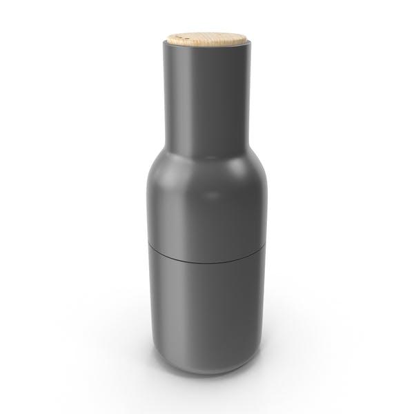 Thumbnail for Gray Bottle Grinder