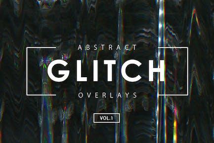 Glitch Effect Overlays Vol. 1