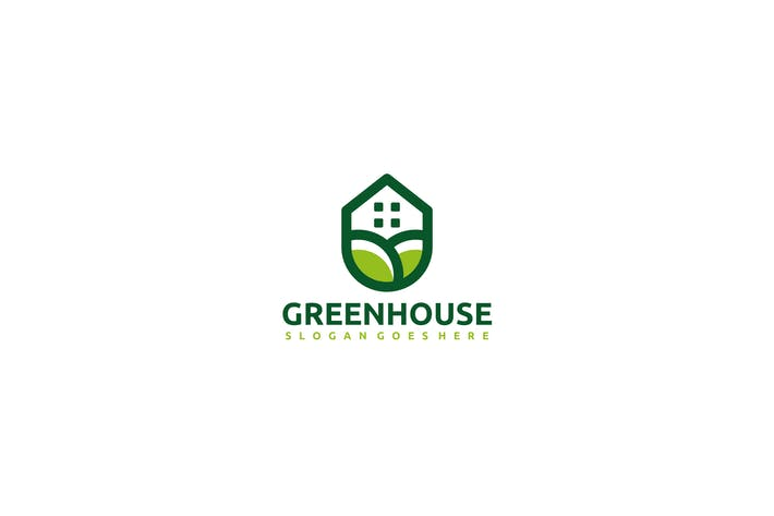 Thumbnail for Green House Logo