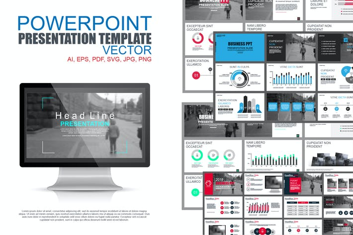 Cover Image For Powerpoint Presentation Templates